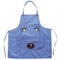 China Oem Cute Cooking Aprons Anti Dirt Eco Friendly Material For Safety  Protective wholesale