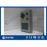 China 500W High Intelligence Heat Pipe Heat Exchanger / 50W/K Cabinet Heat Exchanger With Outcover wholesale