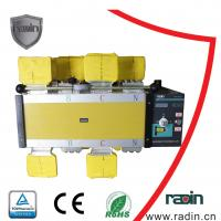 China Motorized Manual Transfer Switch Auto High Security Max +60ºC For Power System wholesale