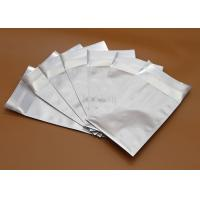 China Any Size Aluminum Storage Sealable Foil Bags Resealable For Optical Drives on sale