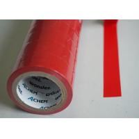 China 6 m Various Color PVC Electrical Tape With ISO SGS And ROHS Certificated wholesale