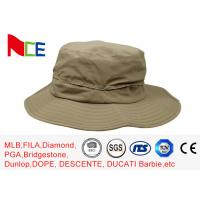 China Summer Sunshade Leisure cap Khaki Unisex For Outdoor Enthusiasts wholesale