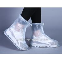 China Non-skid Waterproof Shoes Cover Reusable Rain Snow Boots for Cycling, Outdoor, Camping, Fishing wholesale