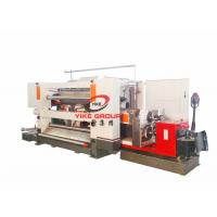 China 360E Cassette Single Facer Machine Steam Heating With Quick Roll Change wholesale