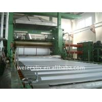 China Full Automatic PVC Plastic Sheet Extrusion Line , PVC Banner Machinery wholesale