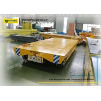 China Customized heavy duty mold transfer vehicle for industrial materials transfer wholesale