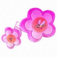 China Novelty Plush Flower Doorbells for Indoor Use on sale