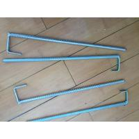 Quality Heavy Duty Metal Garden Stakes Camping Tent Peg For Grounding Stakes for sale