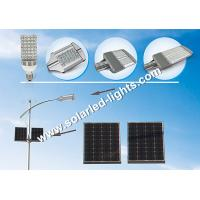 China High Power Solar LED Street Light Lead Acid Battery / Solar Street Lights For Home wholesale