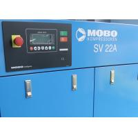 China Oil Injected Direct Driven Air Compressor With Variable Frequency Motor 22kW wholesale