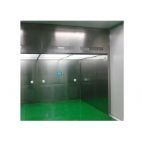 China Stainless Steel 304 Clean Room Weighting Booth wholesale