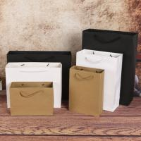 China Customized high quality and cheaper price Brown Kraft Paper Bag wholesale