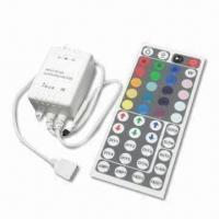 China 144 x 753 x 51mm LED Strip Controller with 72W Maximum Output Power and 12V DC Input Voltage wholesale