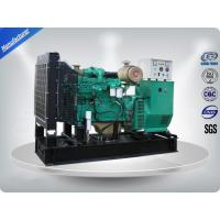 China 30kw Three Phase Open Diesel Generator set Prime Power with Cummins 4BT3.9-G Engine wholesale