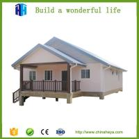 Buy cheap easy construction low cost light steel structure villa house construction from wholesalers