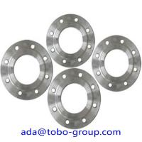 China ASTM A182 ANSI B16.5 Forged Steel Flanges , SS316 SS304 Stainless Steel Flange wholesale