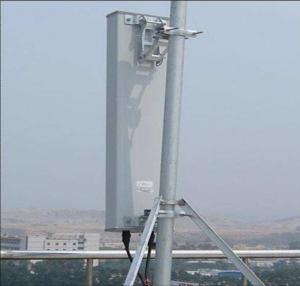 China 14.5dbi Gain GSM High Density Flat Panel Antenna Vertical 15° / Horizontal 65° wholesale