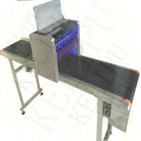 China Chip Control Egg Printing Machine Easy Operation With Maintenance - Free Design wholesale