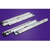 Buy cheap 35mm Side Mount Heavy Duty Slide Rails Full Extension easy closing Parts from wholesalers