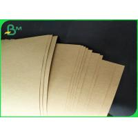 China Food Grade 50gsm Virgin Natural Brown Kraft Paper Lunch Bags Paper on sale