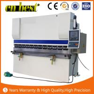 China 100T press brake CNC hydraulic press brake machine WC67K 100T3200MM bending mahcine on sale