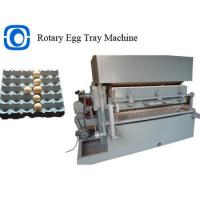 China Full Automatic Rotary Egg Tray Machine Production Line for Egg Tray Box or Carton on sale