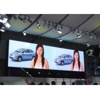 China Full Color Hire Seamless LED Video Wall Screen Outdoor Fast Installation And Disassembling wholesale