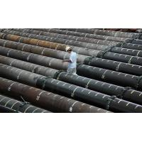 China Cr - Mo alloy steel pipes ASTM A691 1Cr 3Cr 5Cr 9Cr Electric Fusion Weldding pipe wholesale