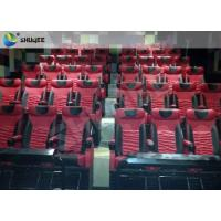 China Cinema System 4D Movie Theater Environment Effect With Chair Effect Water / Air Spray wholesale