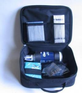 China Lightweight Fiber Optic Cleaner Kit , Fiber Cleaning Swabs ø1.25mm wholesale