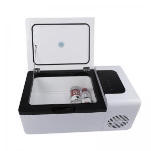 China Portable 25L 12v Dc Fridge Freezer / 45W R134a Camper Fridge Freezer wholesale