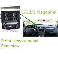 China AHD / Analog Optional Car Reversing Camera , Rear View Mirror Camera IP68  For Truck wholesale
