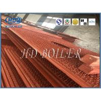 China Seamless Steel Boiler Membrane Wall Tube Coal Steam Boiler Spare Parts wholesale