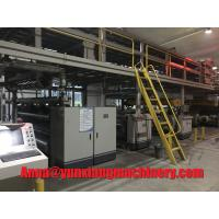 Quality 3/5 Ply 1800MM Corrugated Cardboard Production Line For Cardboard Making for sale