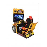 China 32 Inch 1 Seat Racing Game Simulator Machines OEM ODM Available For One Player wholesale