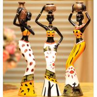 China Africa Lady articles and craftwork Decoration wholesale