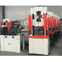 China Material Tensile And Compressive Test Machine, Hydraulic Pull Force Tensile Strength Meter on sale