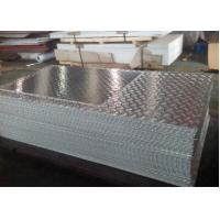 China 3003 natural anodized aluminum diamond plate wholesale