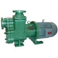China Fluorine Plastic Magnetic Self-Priming Chemical Pump Anti Corrosion ZMD Series on sale