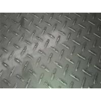 China ASTM A240 Stainless Steel Diamond Floor Plate Thick Heat Resistant on sale