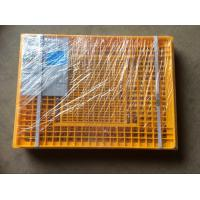 China Plastic circulating chicken crates for animal transport cage wholesale