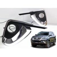 China 2016 TOYOTA All New Fortuner Auto Parts LED Daytime Running Lights Fog Lamps wholesale