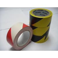 China Achem Wonder Brand Double Color Vinyl Hazard Warning Tape Used To Indicate Where Danger Exists wholesale