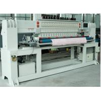 China Industrial Quilting Machine / Quilting With Embroidery Machine 3375mm Width on sale