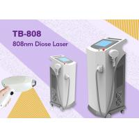 China 1800W 808nm Laser Hair Removal Equipment , Any Color Skin Can Removal Hair on sale