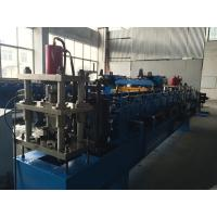 China Large Racking System Roll Forming Equipment Gcr15 Rollers By Chain wholesale