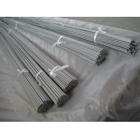 China Tolerance h7 ti6al4v gr5 titanium rod with dia.10mm astm b348 wholesale