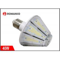 China 40w E26 LED Corn Bulb 6000Lm 6500K Cool White For Post Top Garage Lighting wholesale
