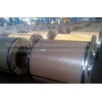 China Custom Thin Stainless Steel Sheet 2mm 3mm SS Coil 309 , 310S , 321 Grade wholesale