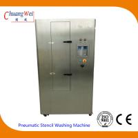 China Max Stencil 1200*1200mm SMT Stencil Cleaner for Cleaning Misprint Solder Paste wholesale